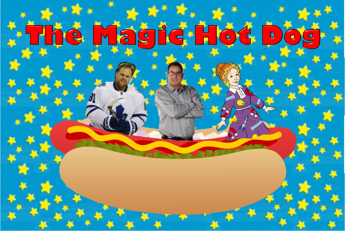 Phil Kessel and the Magic Hot Dog
