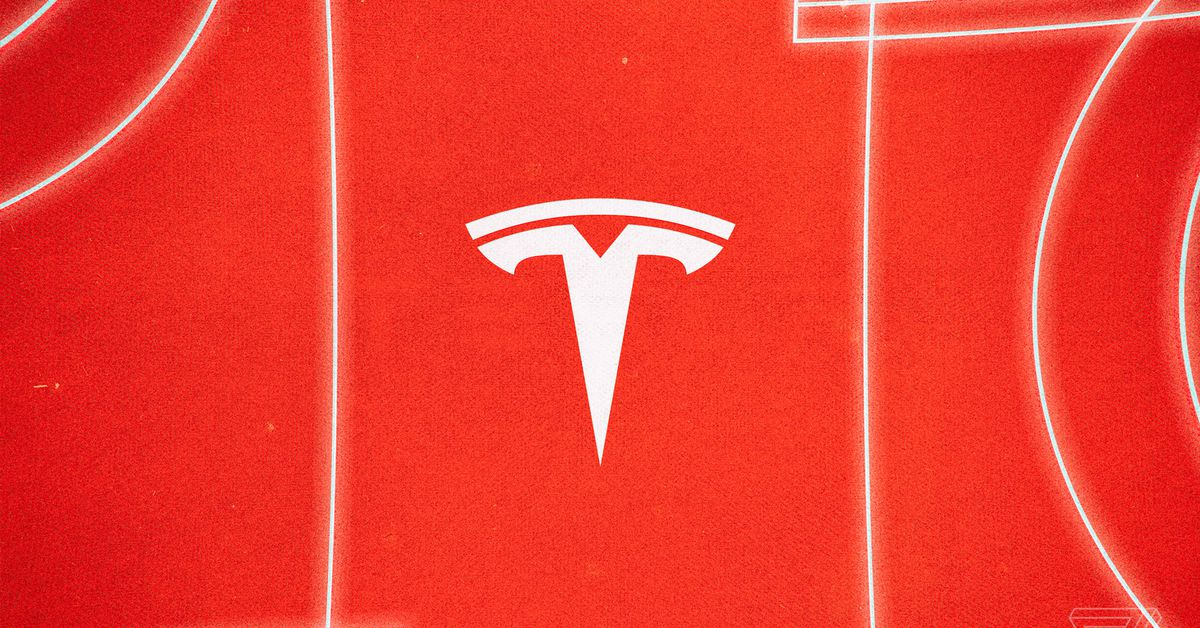 Tesla owners can now remotely streamlivefootage from their car's cameras