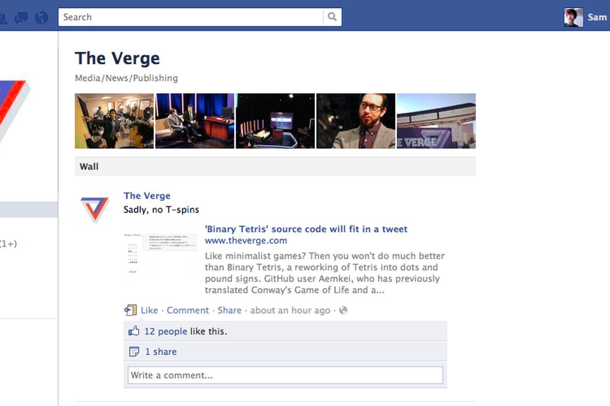 the verge facebook