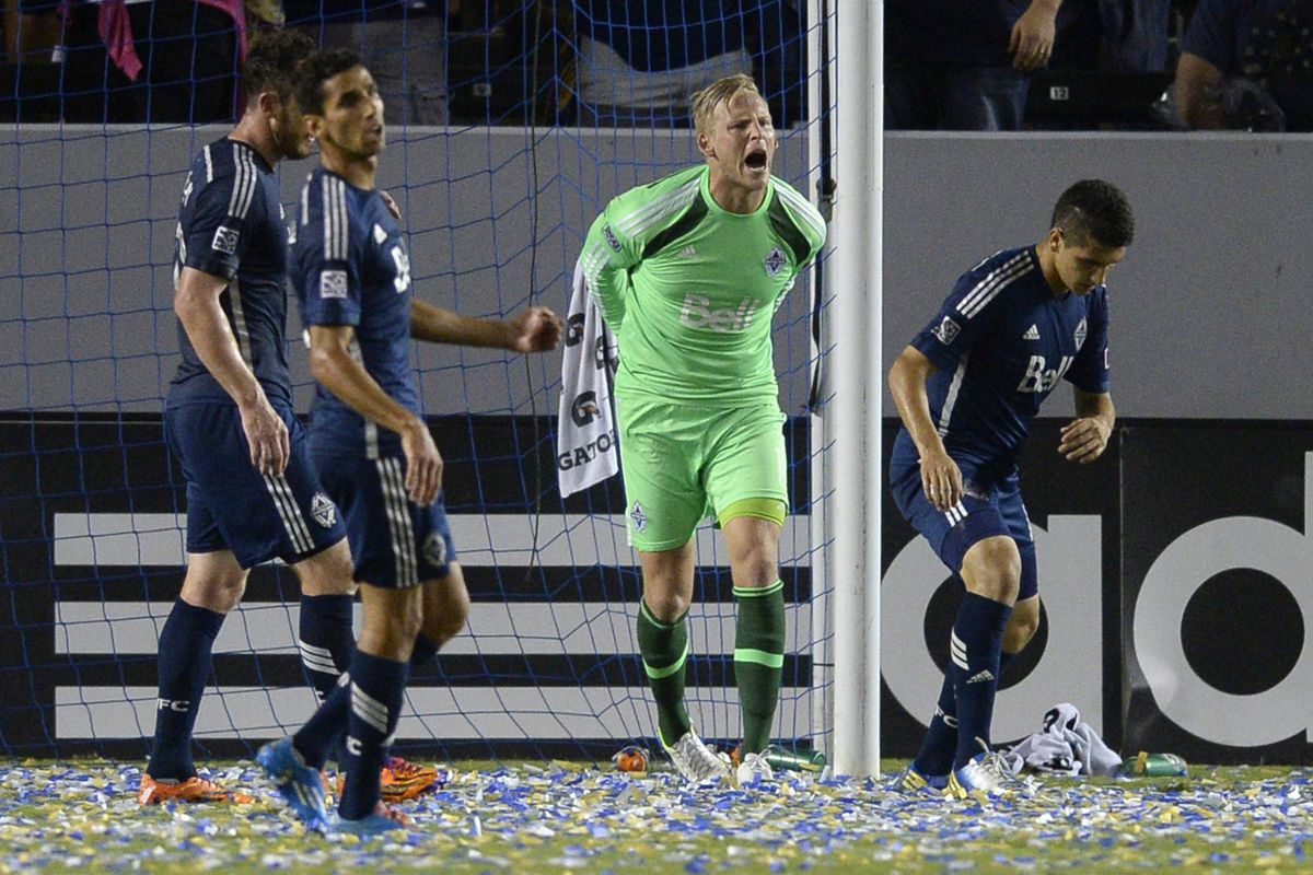 The Whitecaps fell once again in Carson