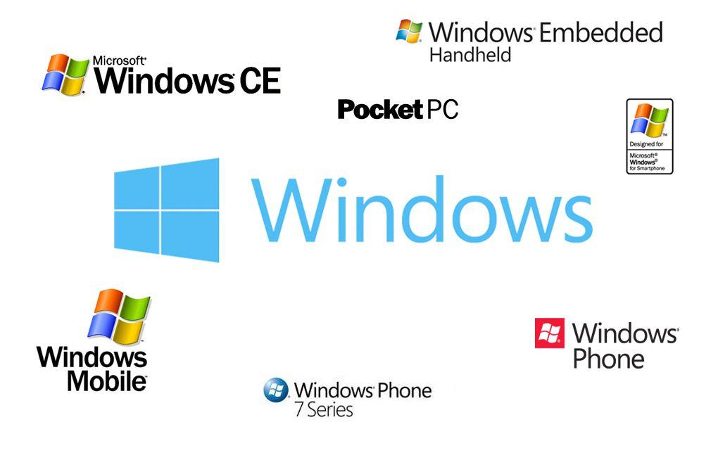 Windows Mobile logos