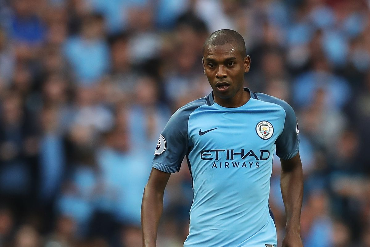 Fernandinho says Manchester City are not favorites against Celtic