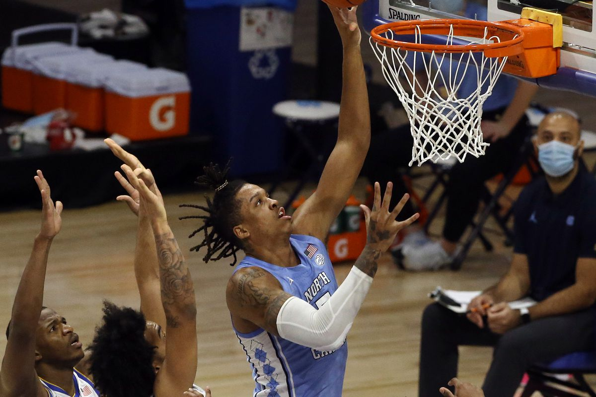 NCAA Basketball: North Carolina at Pittsburgh
