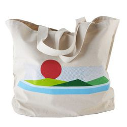 """Beverly Hills SoCal beach tote, $35 at <a href=""""http://www.sistersoflosangeles.com/products/tote"""">Sisters of Los Angeles</a>"""