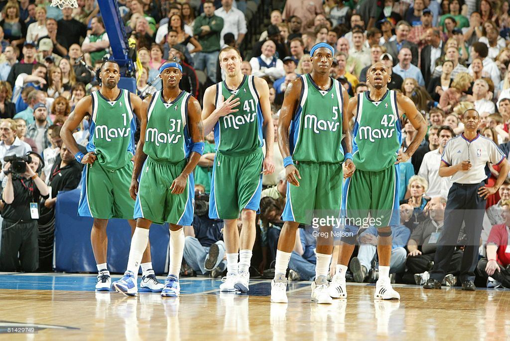 finest selection d0406 0f03a NBA Jersey Week: the best and worst Mavs uniforms - Mavs ...