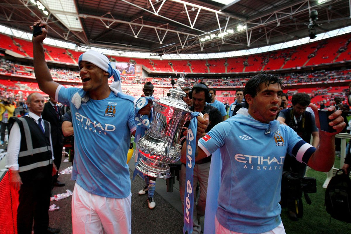 Will you be celebrating Blog Cup glory next May? (Photo by Alex Livesey/Getty Images)