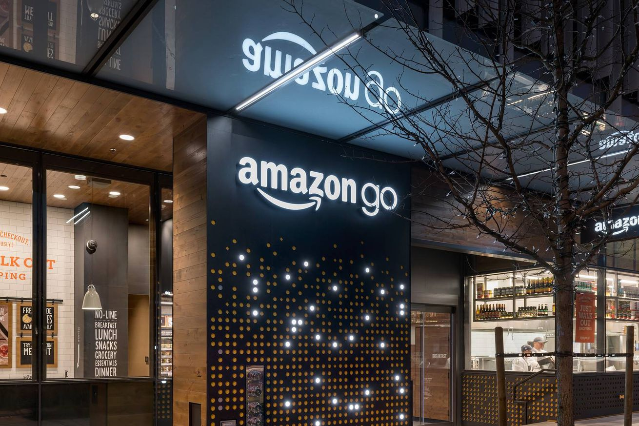 amazon reportedly planning 3 000 cashier less go stores by 2021