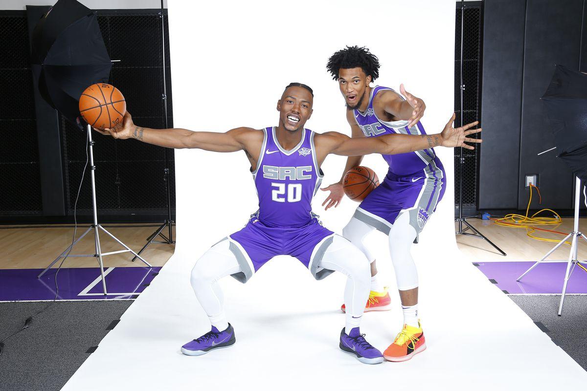 2018-19 Sacramento Kings Media Day