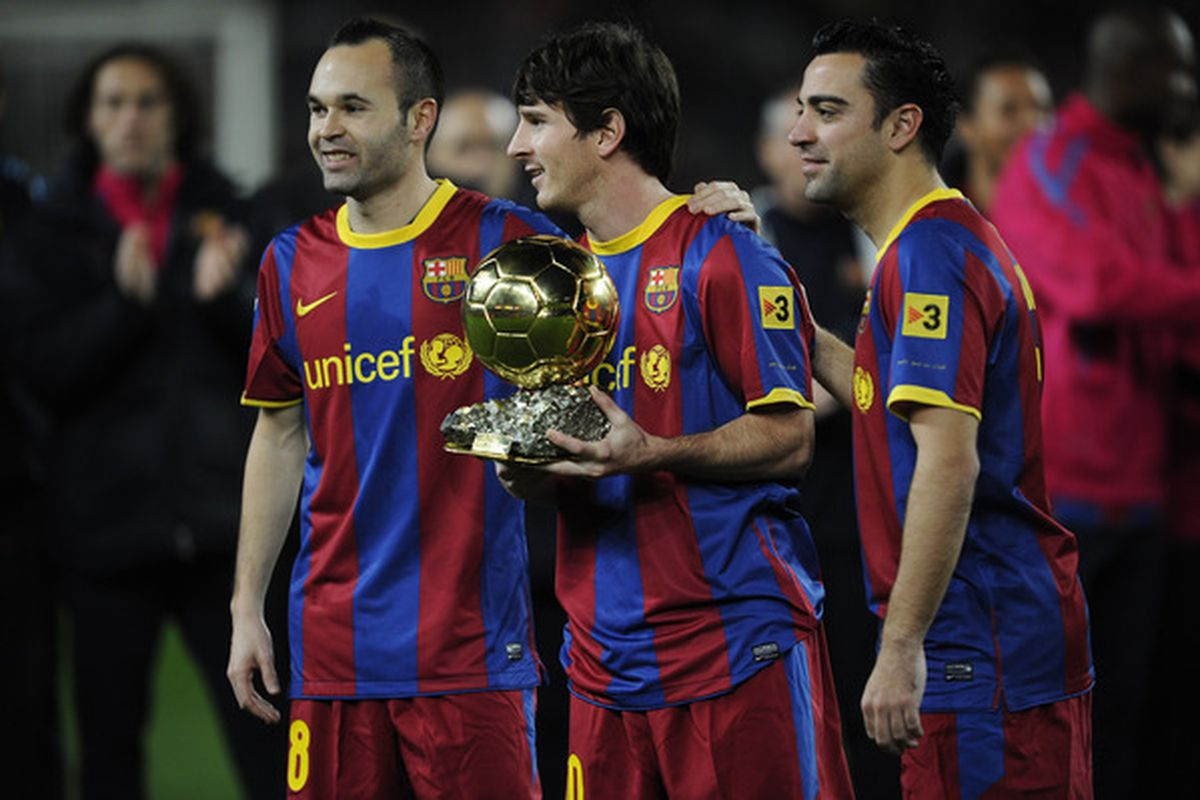 Will one of the Ballon D'Or trio step up against Real?