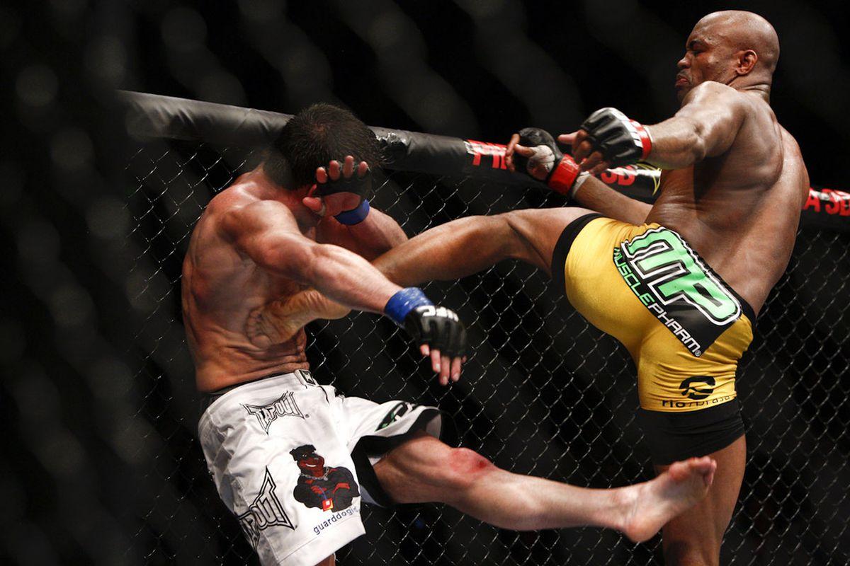 Silva Vs Sonnen Most Hyped UFC Fights