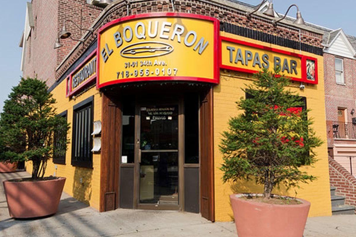 El Boqueron, Astoria, NY