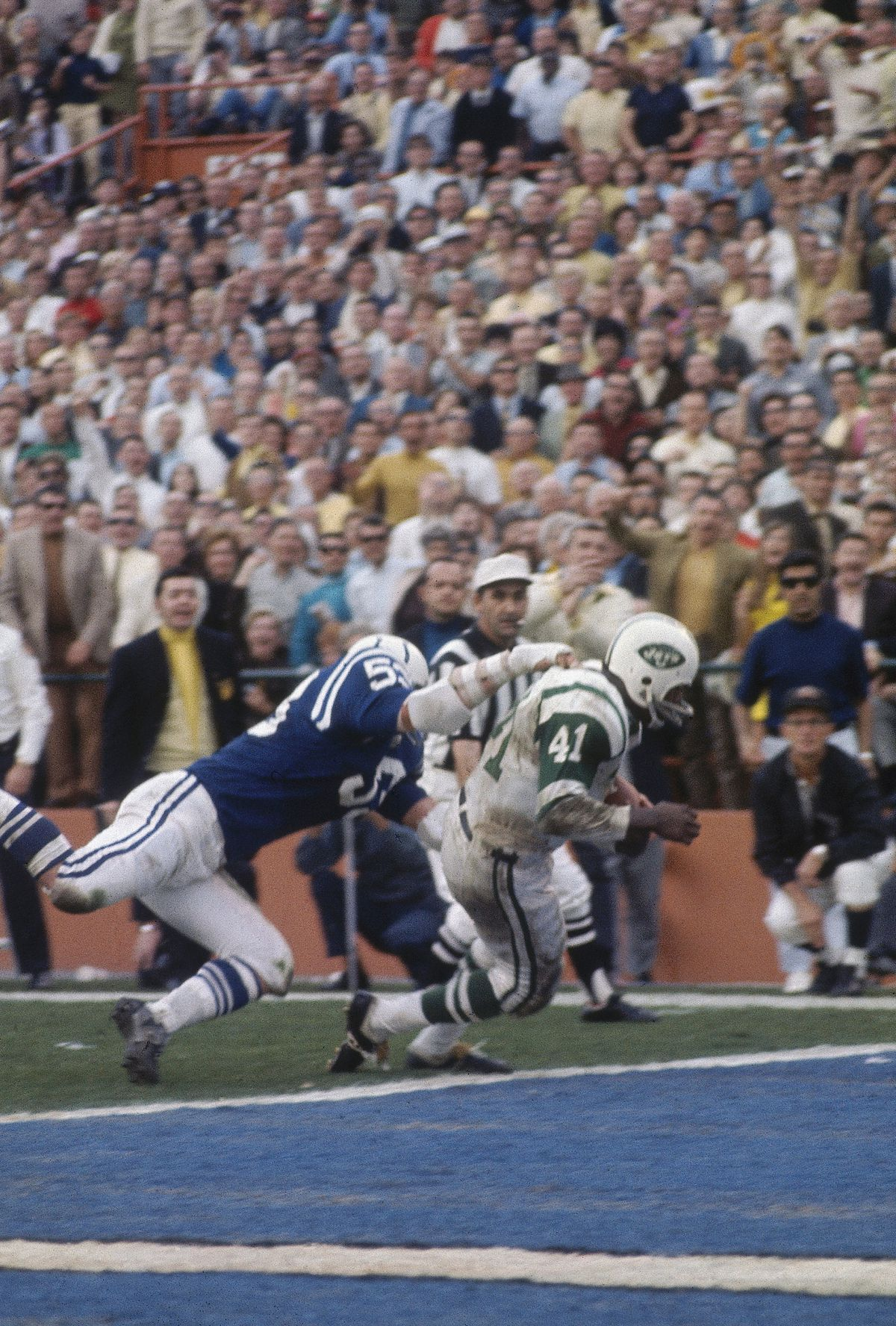 Jets v Colts