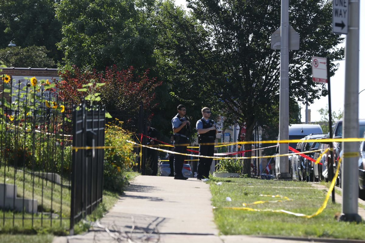 A 7-year-old girl was killed and another wounded August 15, 2021 in Belmont Central.