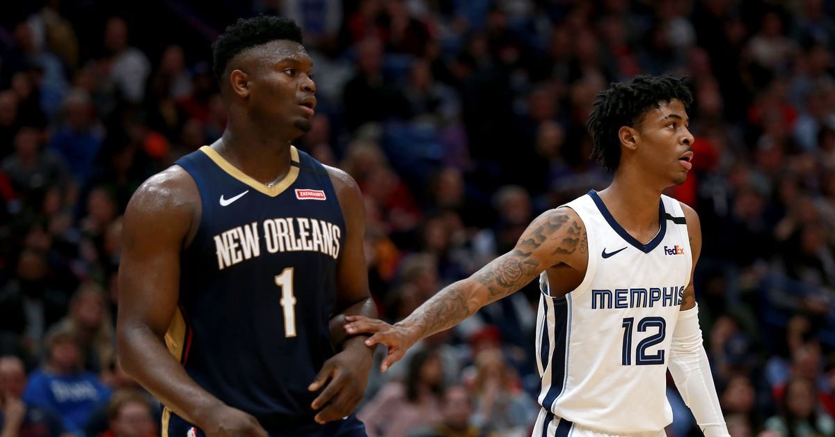 Memphis Grizzlies Awarded Advantage Over New Orleans Pelicans And Rest Of Western Conference Teams Chasing Playoff Dreams The Bird Writes