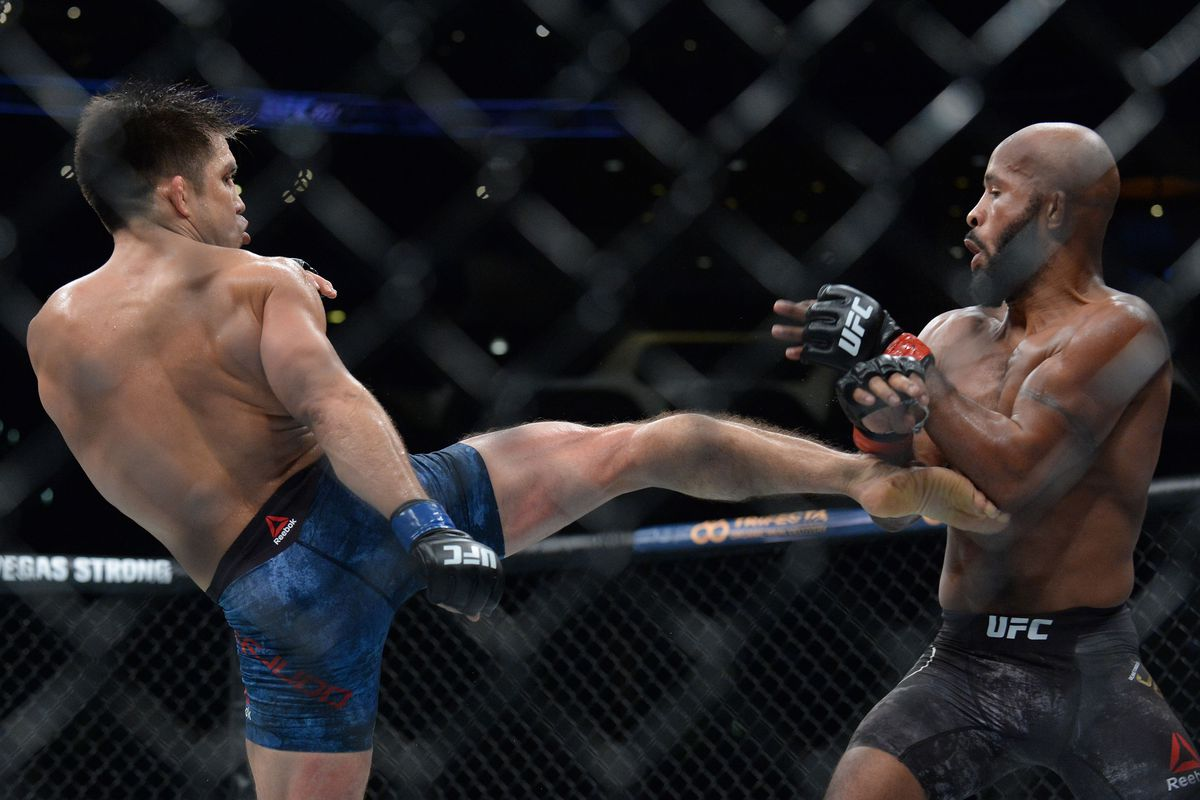 They said what?! Pros react to Henry Cejudo's upset win over Demetrious  Johnson at UFC 227 - Bloody Elbow