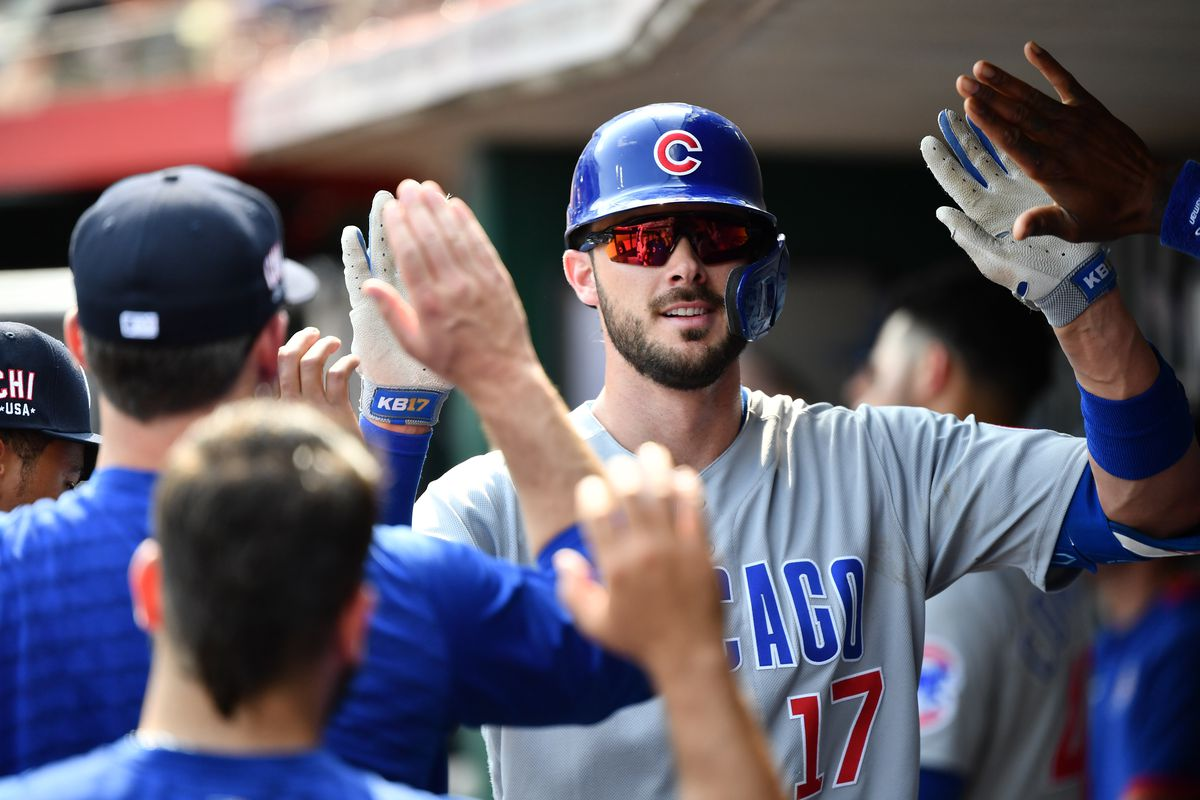 Kris Bryant is one of the Cubs' most valuable trade assets.