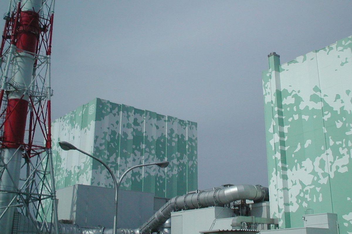 fukushima daiichi power plant (takuo kawamoto flickr)