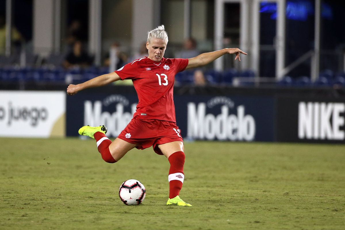 Soccer: 2018 CONCACAF Women's Championship-Canada at Jamaica