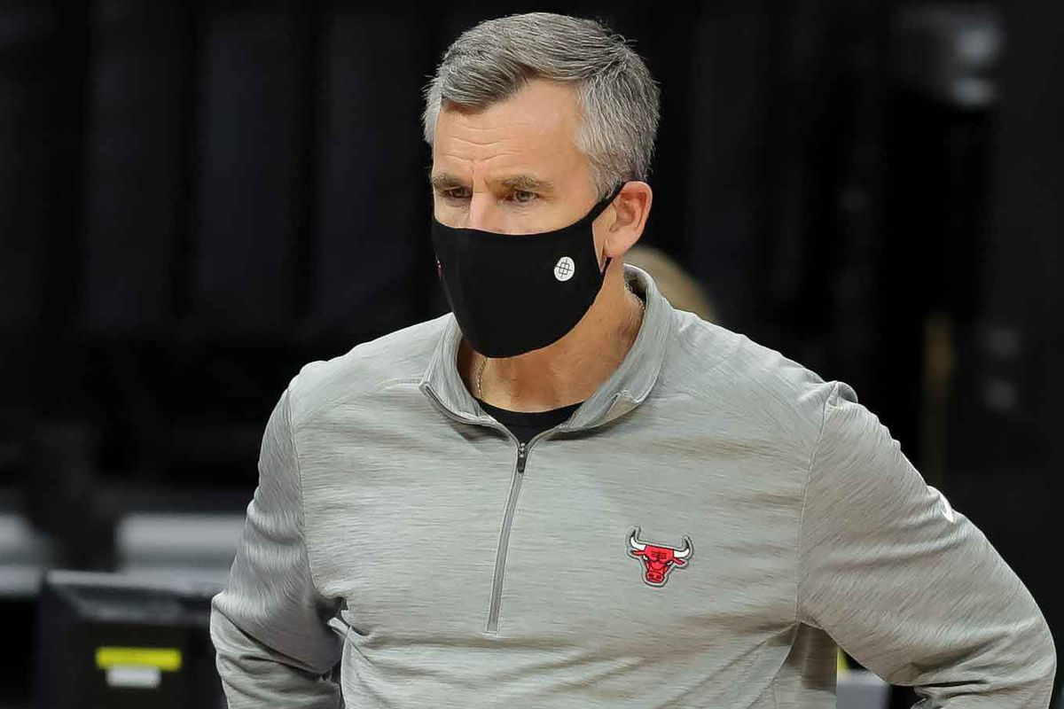 """""""These guys really care,"""" Bulls coach Billy Donovan said before Monday's 101-90 loss to the Grizzlies in Memphis — their third straight defeat. """"I think there's definitely disappointment when we don't play to the level we want to play at."""""""