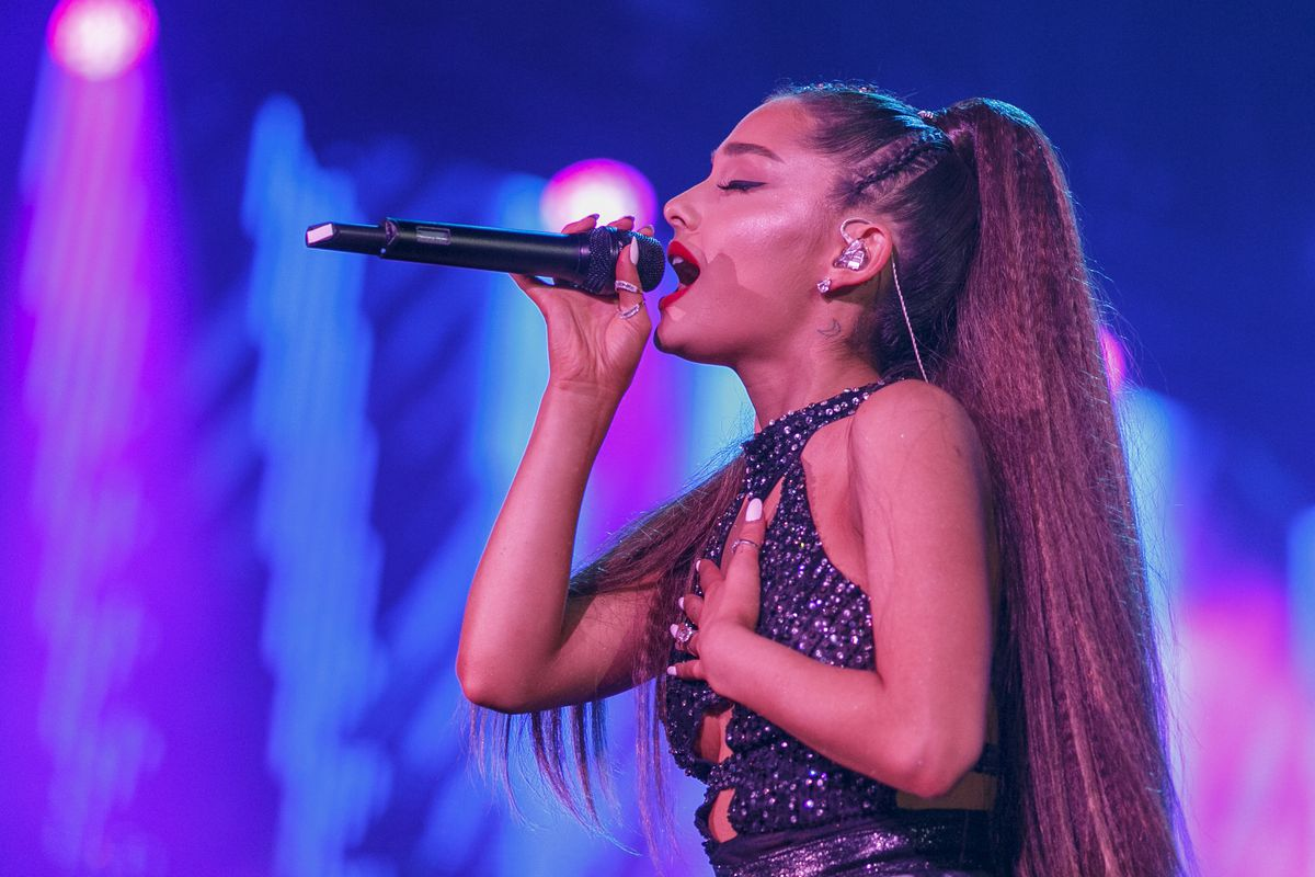 75214fb5 Ariana Grande's new album has a hidden tribute to victims of the Manchester  bombing