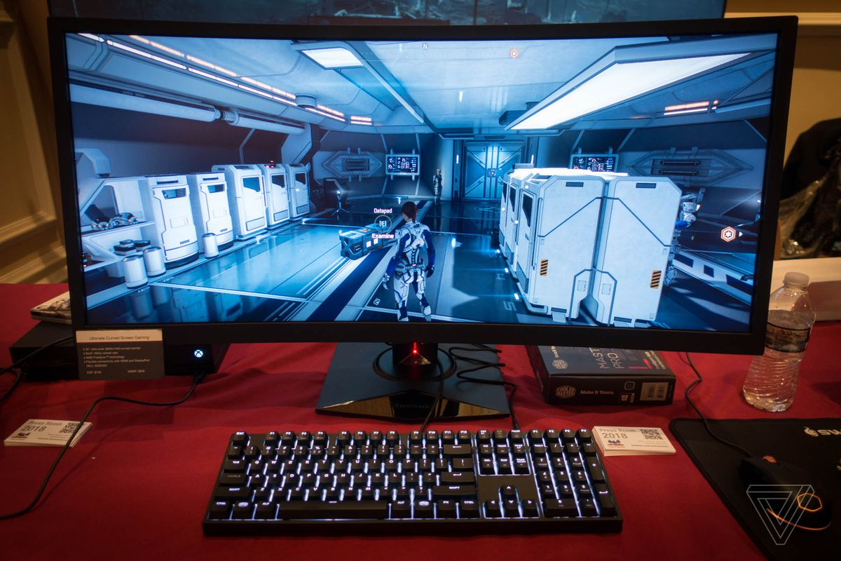 ViewSonic announces gaming monitors and 'entertainment