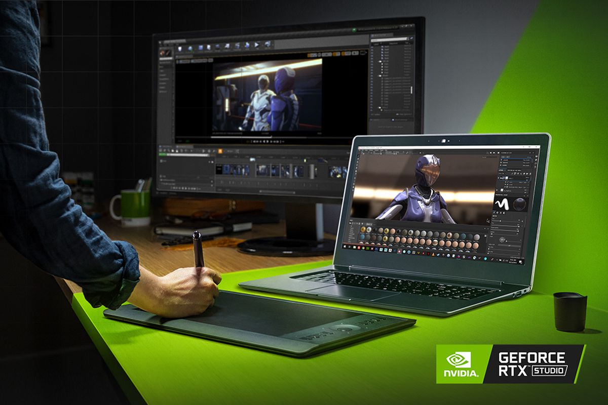 Nvidia notebook