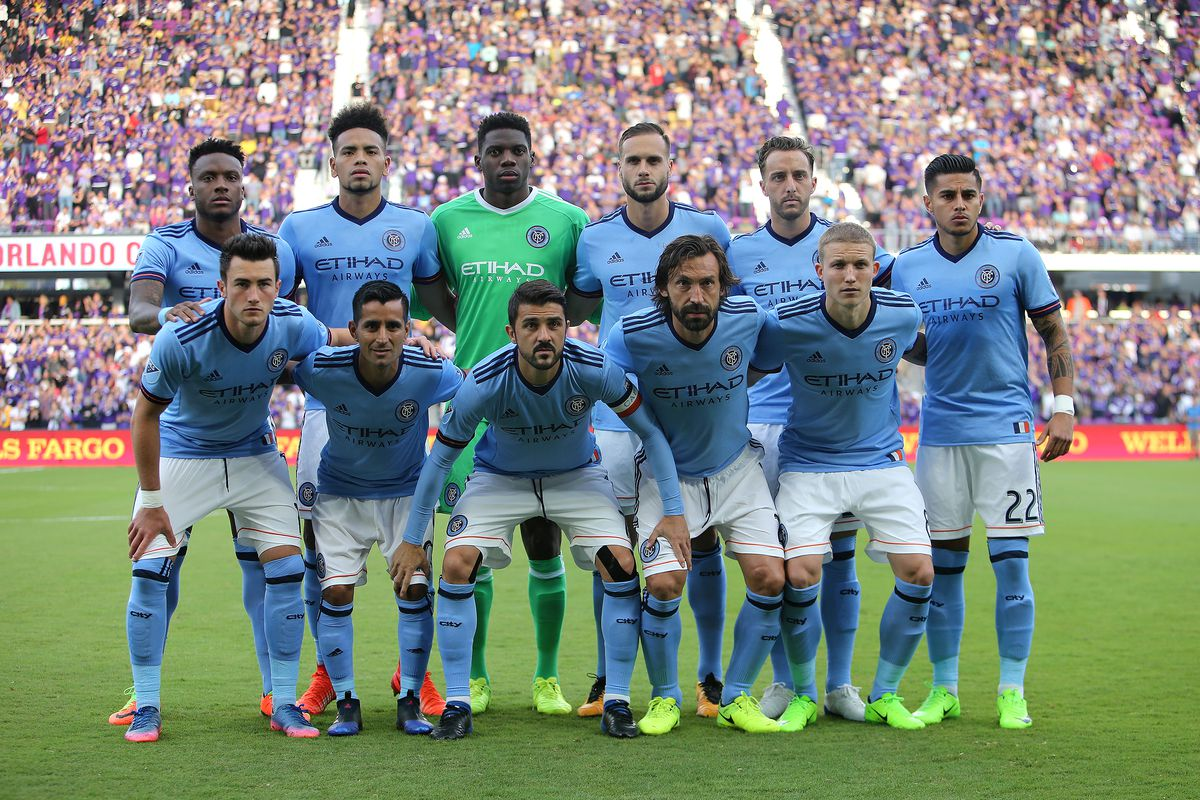 City Football Group Updates New York City Fc Bitter And Blue