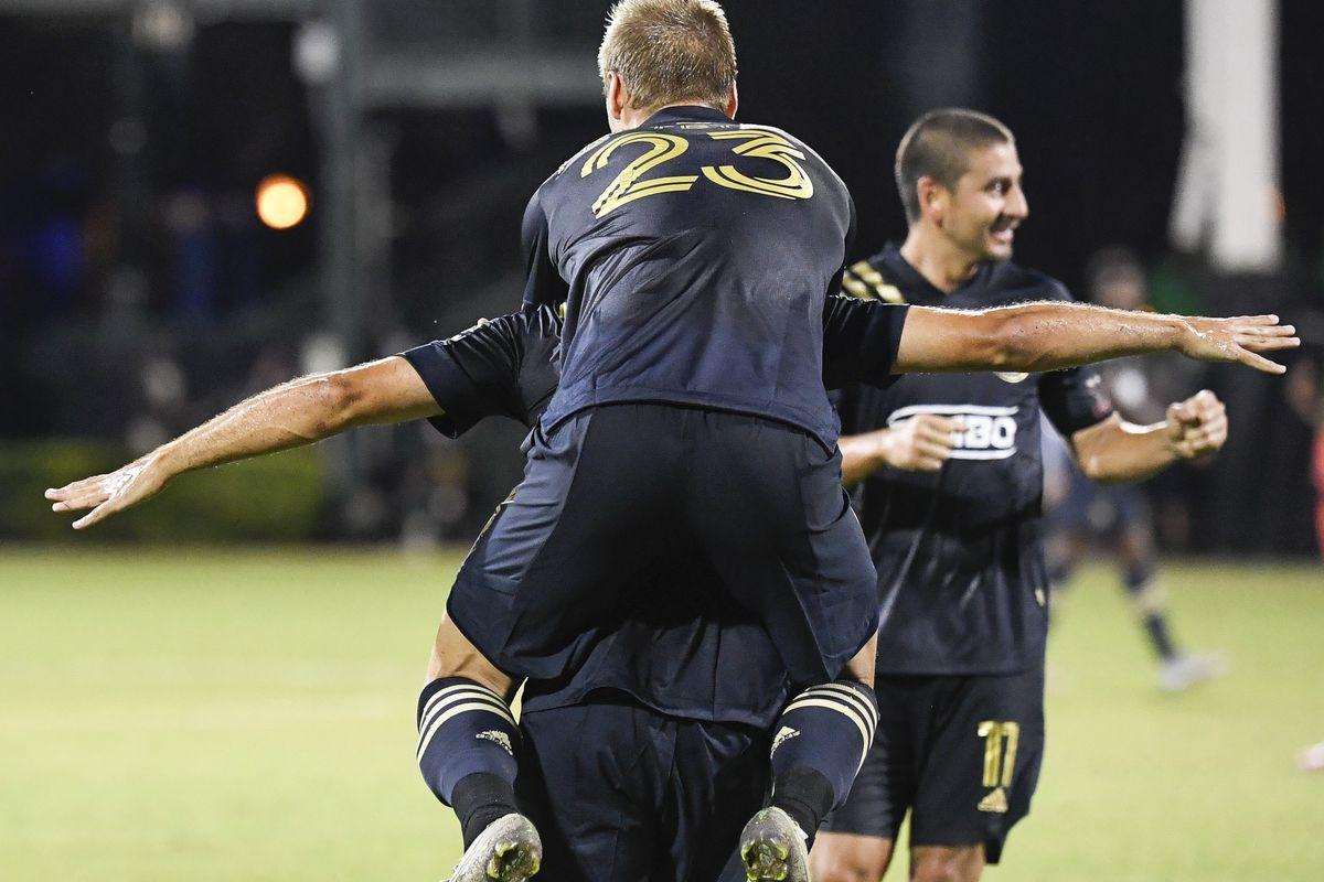 Orlando City SC v Philadelphia Union - MLS Is Back Tournament