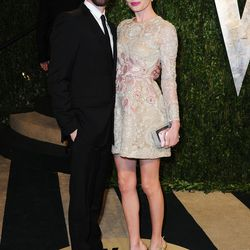 Kate Bosworth loves fashion and it shows. This Giambattista Valli is just adorable.
