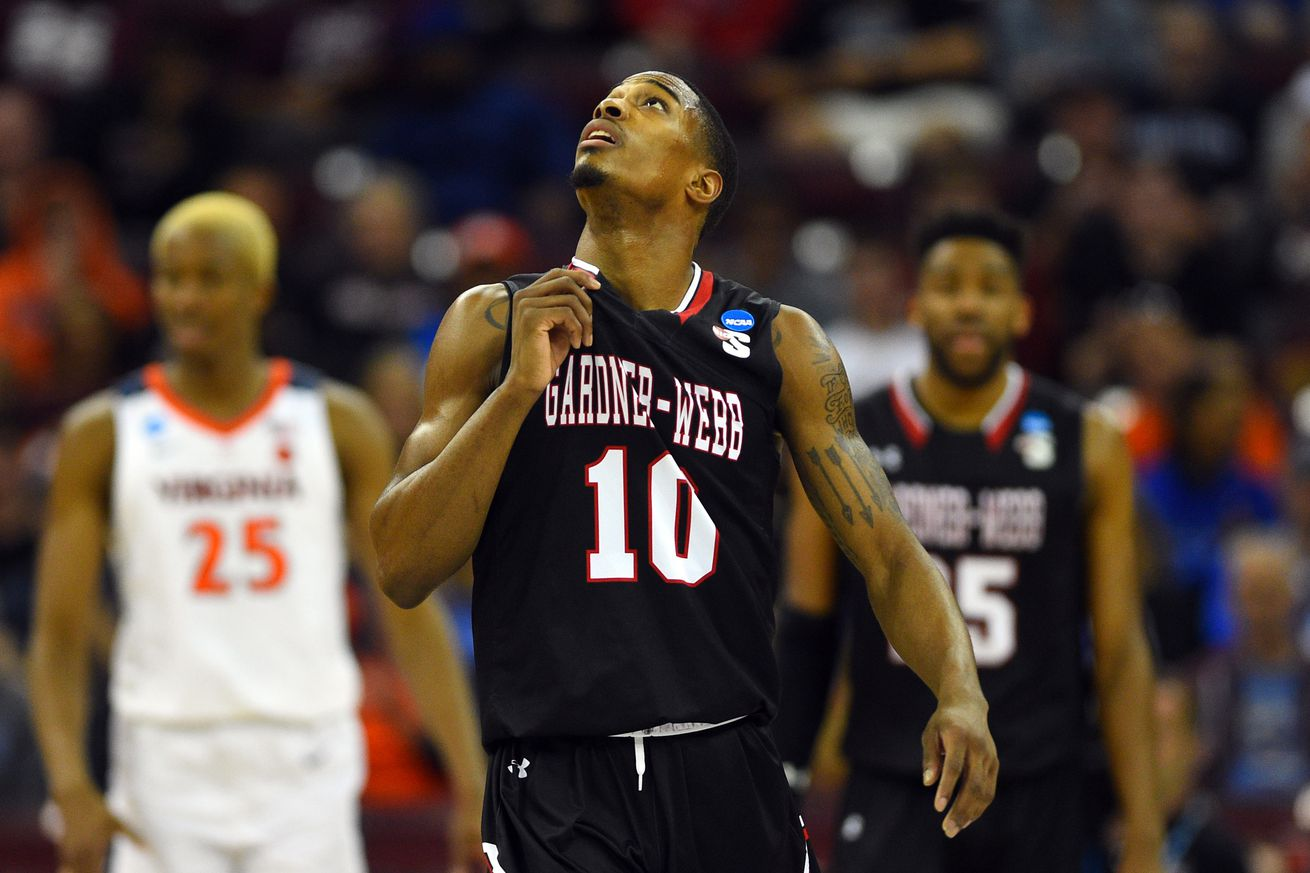NCAA Basketball: NCAA Tournament-First Round-Virginia vs Gardner-Webb