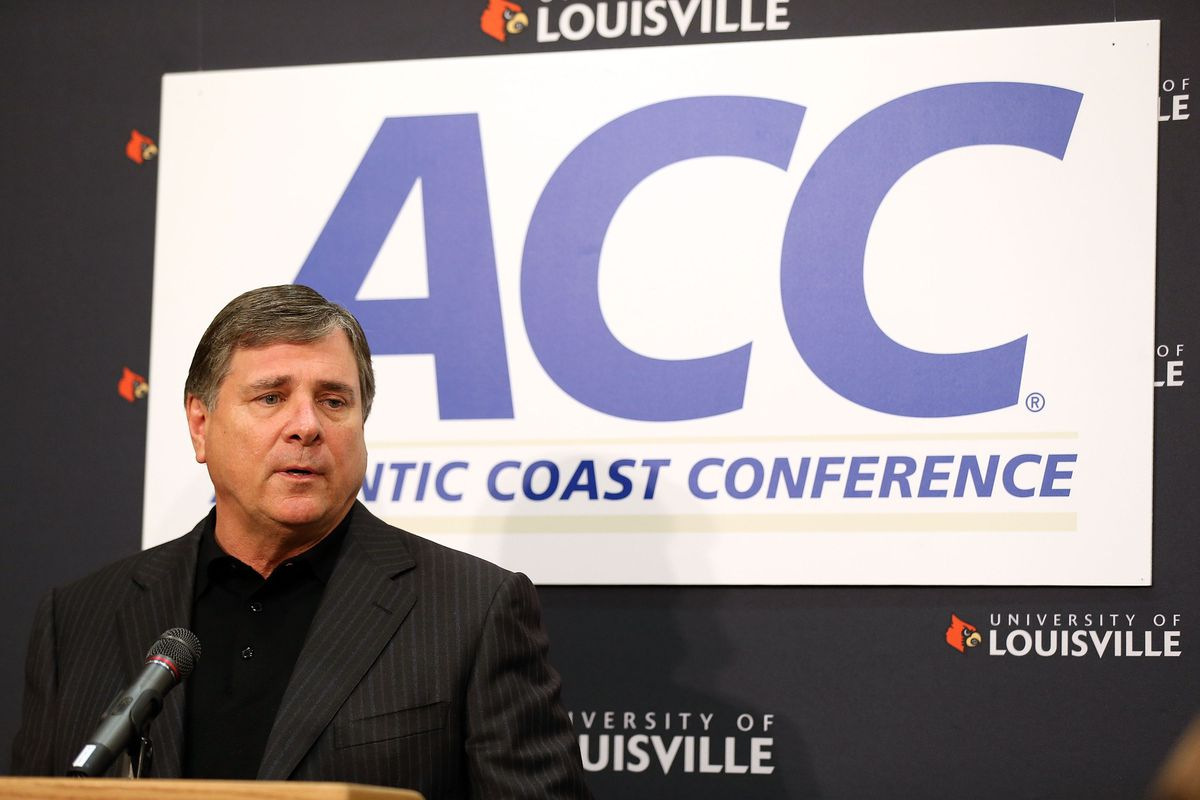 Louisville Announce Move To ACC