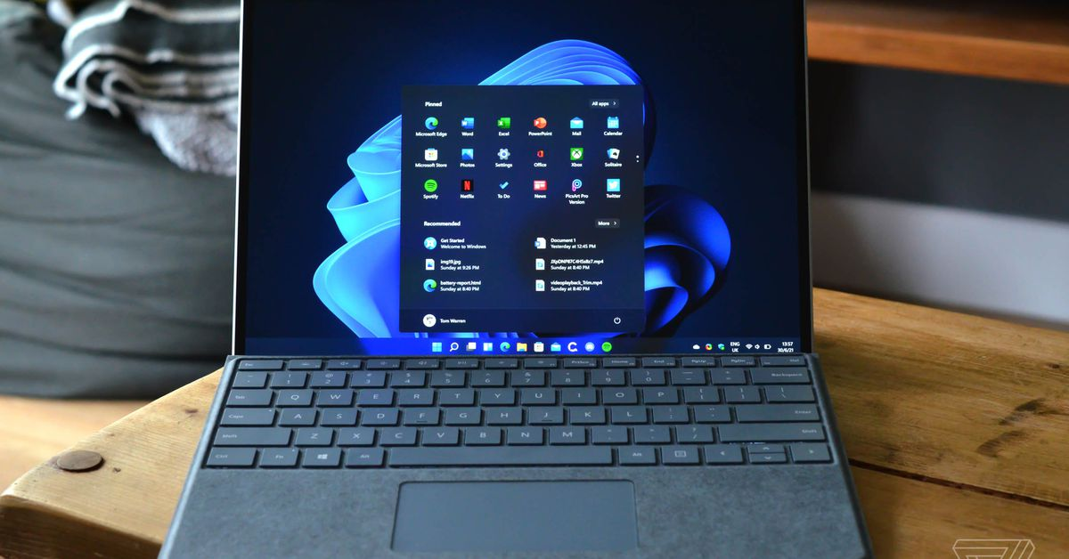 Windows 11 is a new and refreshing approach to an old and familiar home