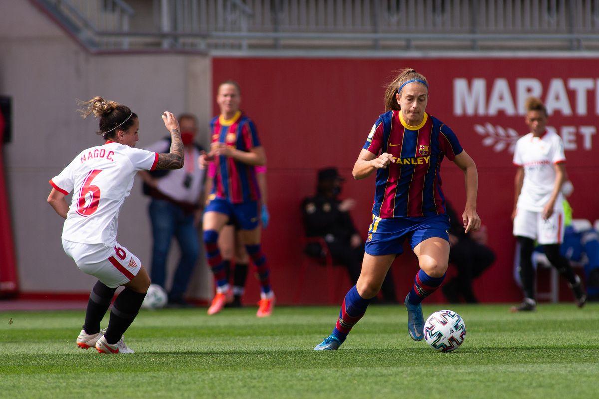 Sevilla FC V FC Barcelona - Primera Division Femenina