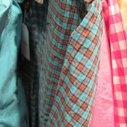 Every New York-based menswear designer used this plaid
