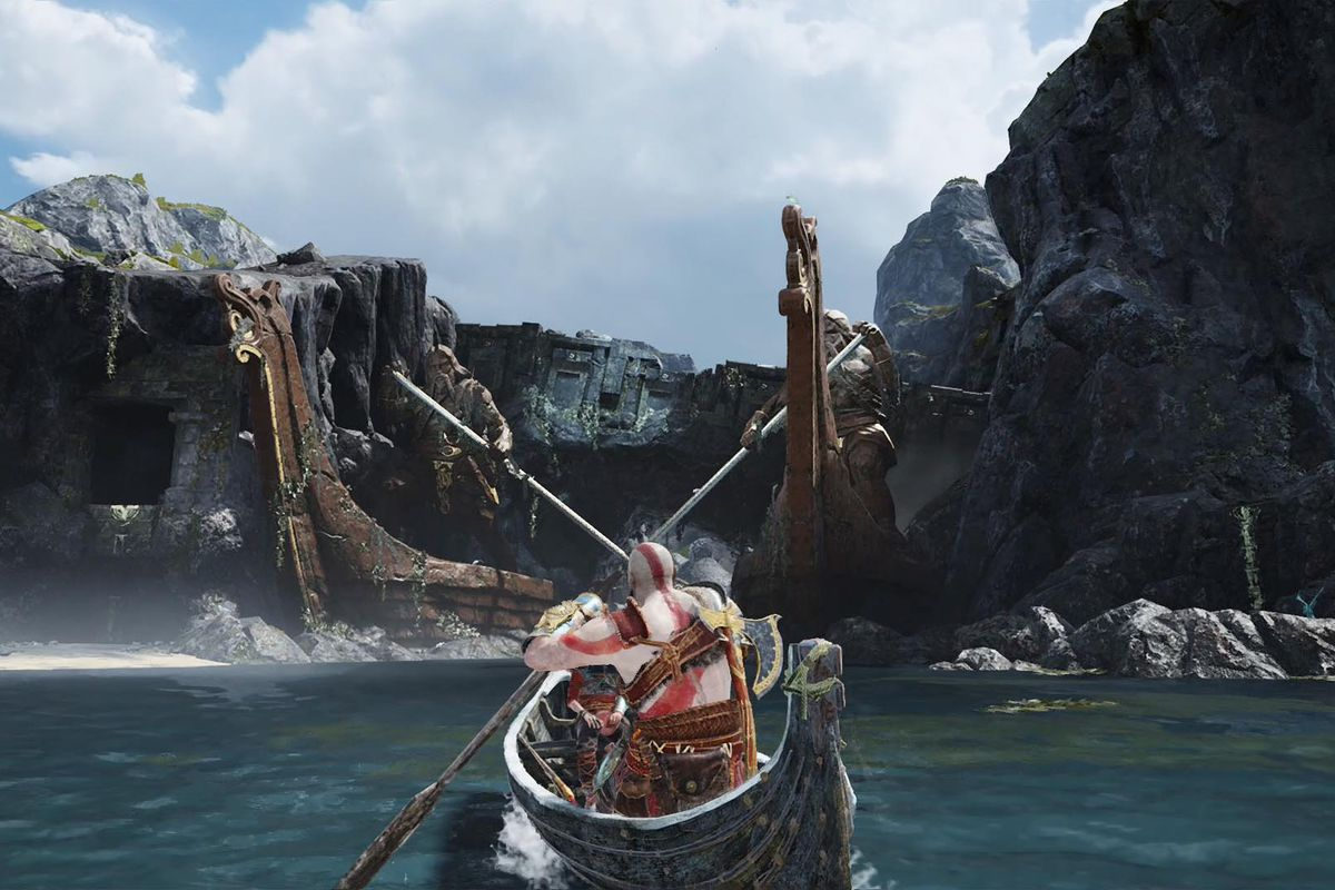 God Of War Guide Anatomy Of Hope Walkthrough And Collectibles Polygon