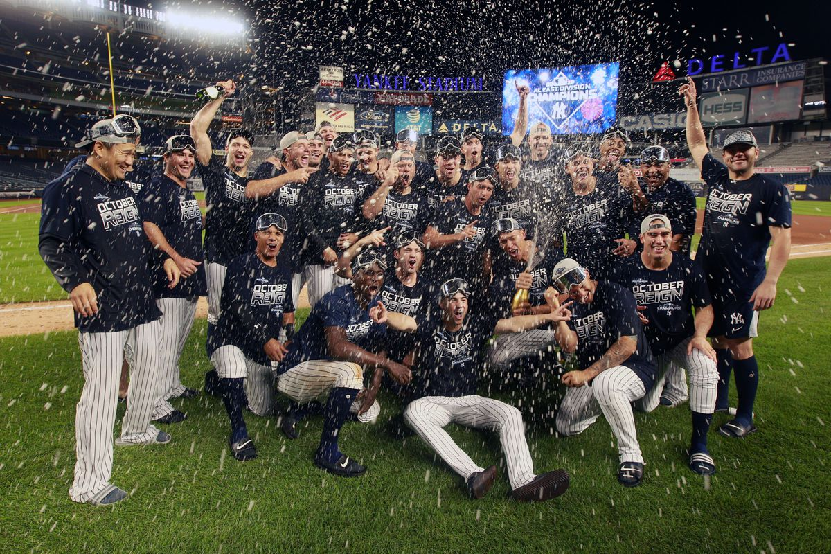 "For the Yankees, there really is no ""I"" in ""team"""