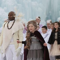 """Alex Boye and 11-year-old Lexi Walker perform """"Let It Go"""" in a YouTube video that now has more than 18 million views."""