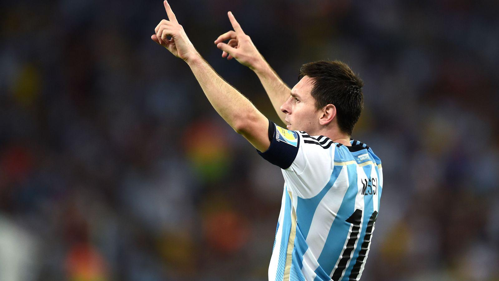 Argentina Vs Bosnia And Herzegovina 2014 World Cup
