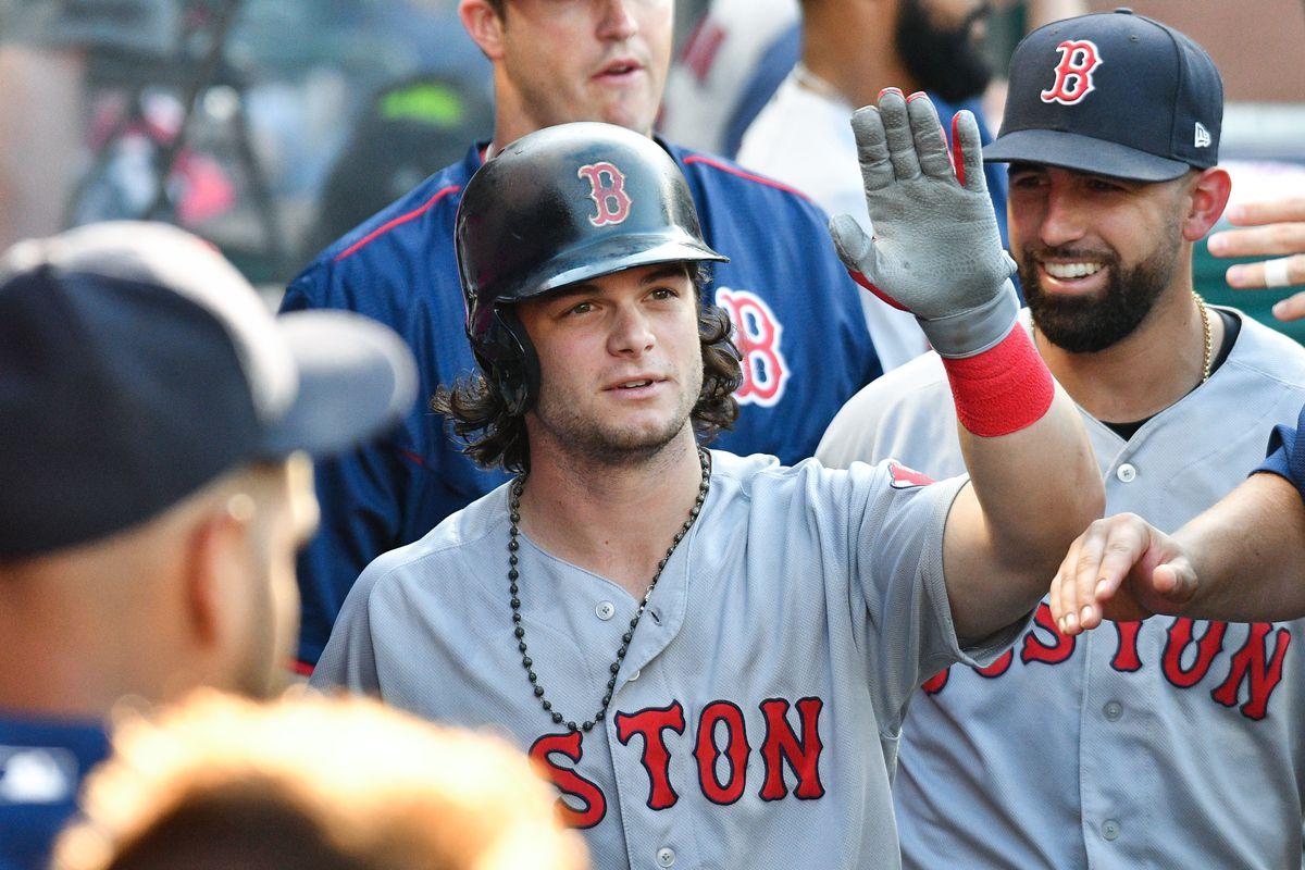 MLB: JUL 22 Red Sox at Angels