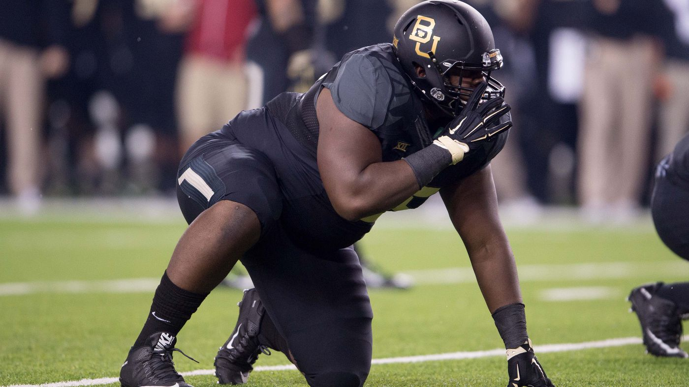 Andrew Billings can haul ass, but it's not enough to put him in the 1st ...