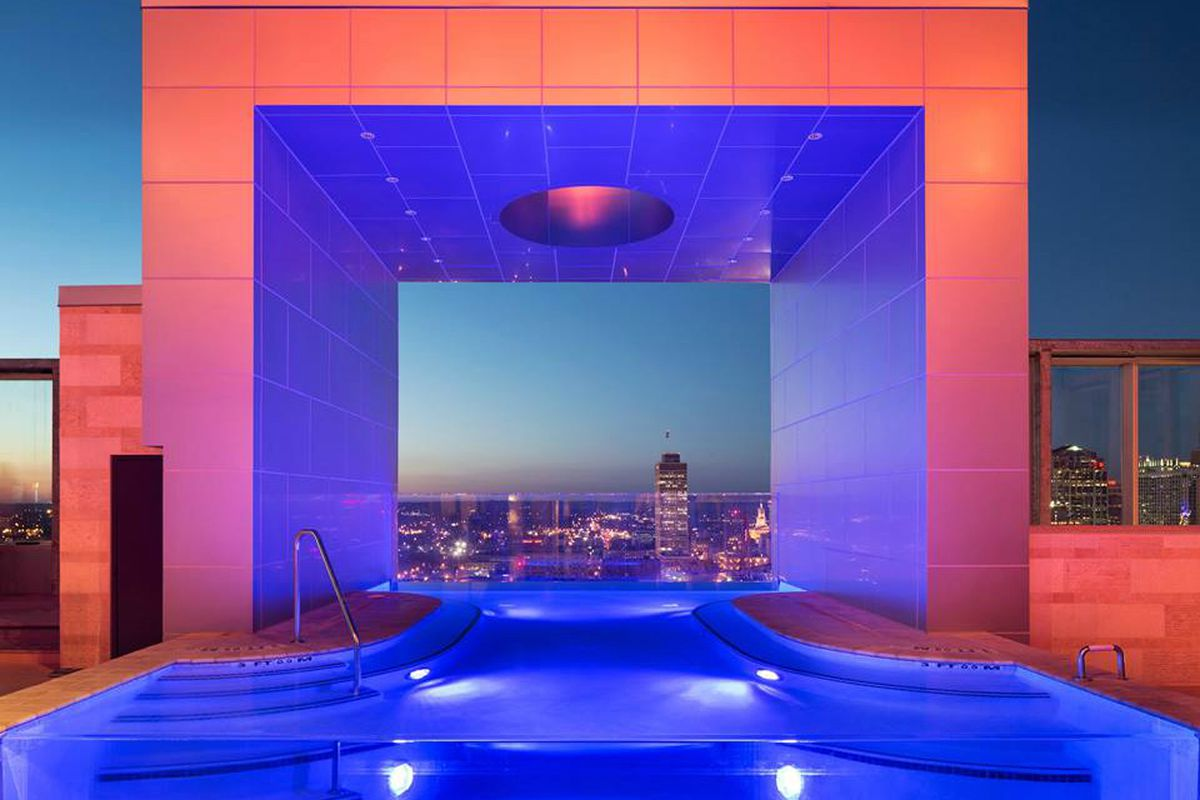 Downtown Nashville Hotels With Pools