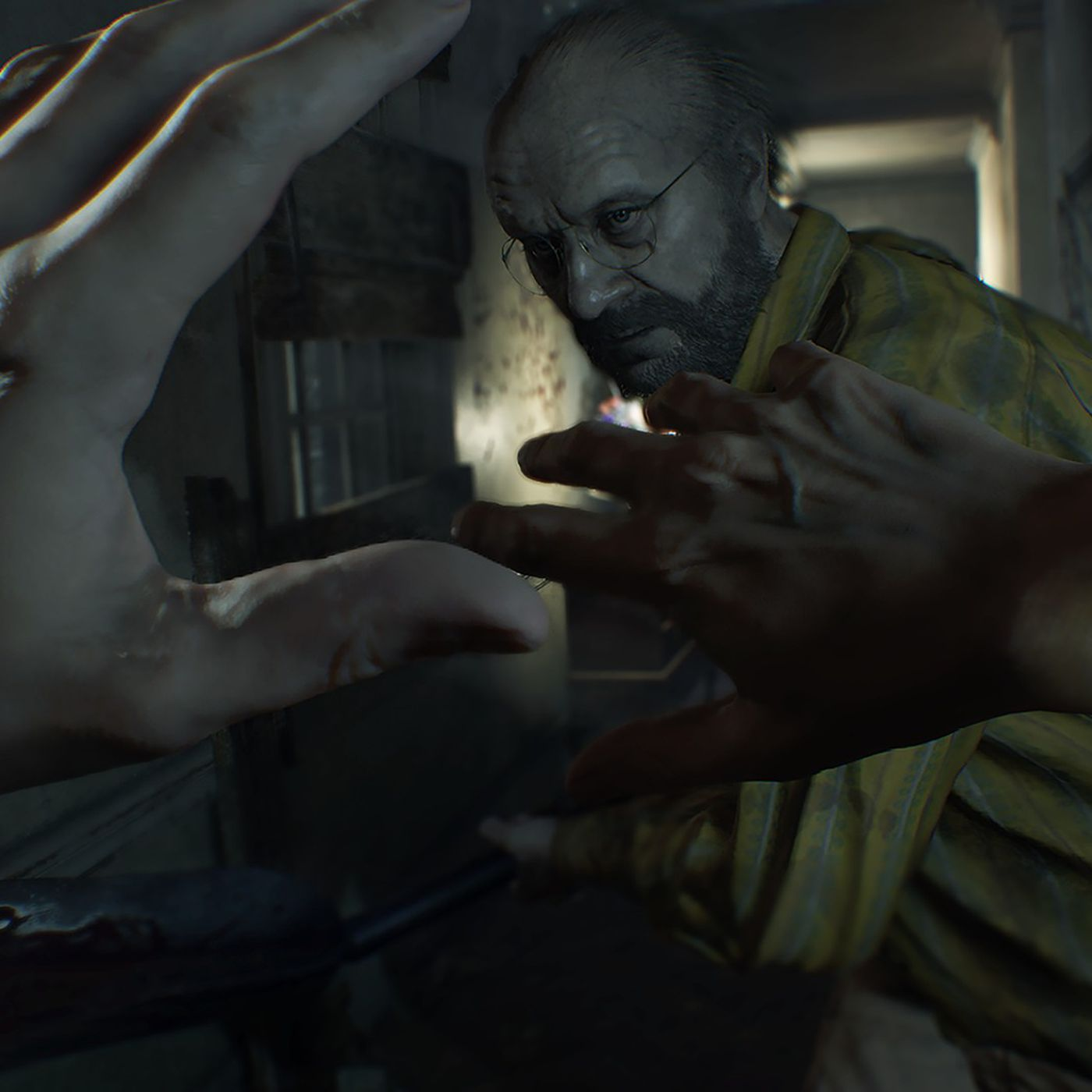 Resident Evil 7 Everything You Re Too Embarrassed To Ask The Verge