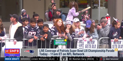 Screen Shot 2019 02 05 at 10.51.13 AM - Live updates from the Patriots' Super Bowl victory parade