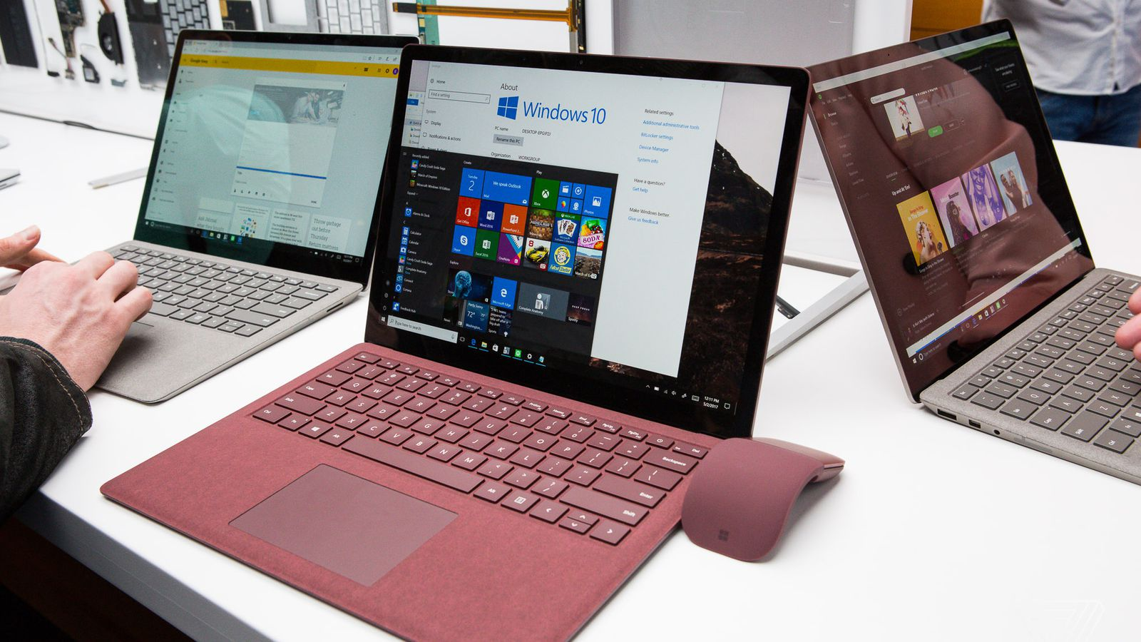Surface Laptop Owners Can Upgrade To Windows 10 Pro For