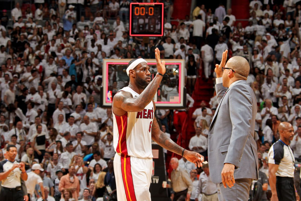 Indiana Pacers vs Miami Heat - Game Two