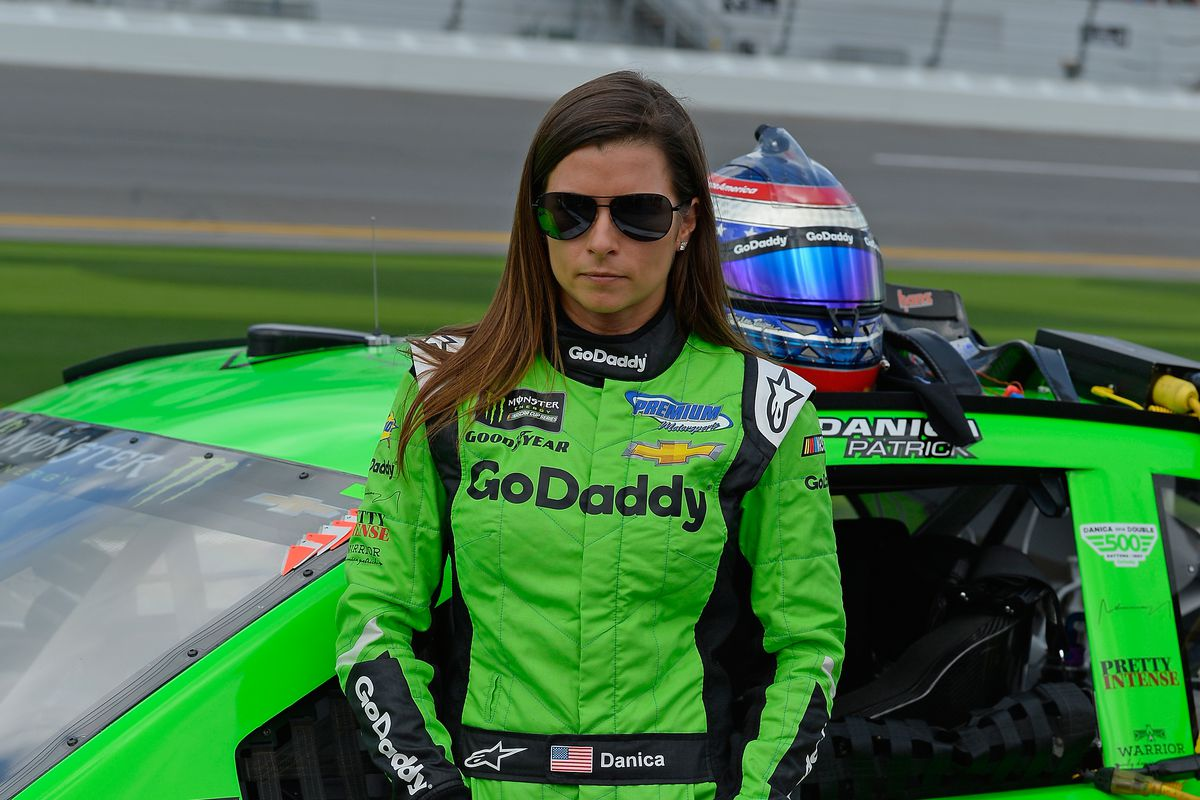 Danica Patrick slips up, accidentally reveals Indianapolis 500 plans