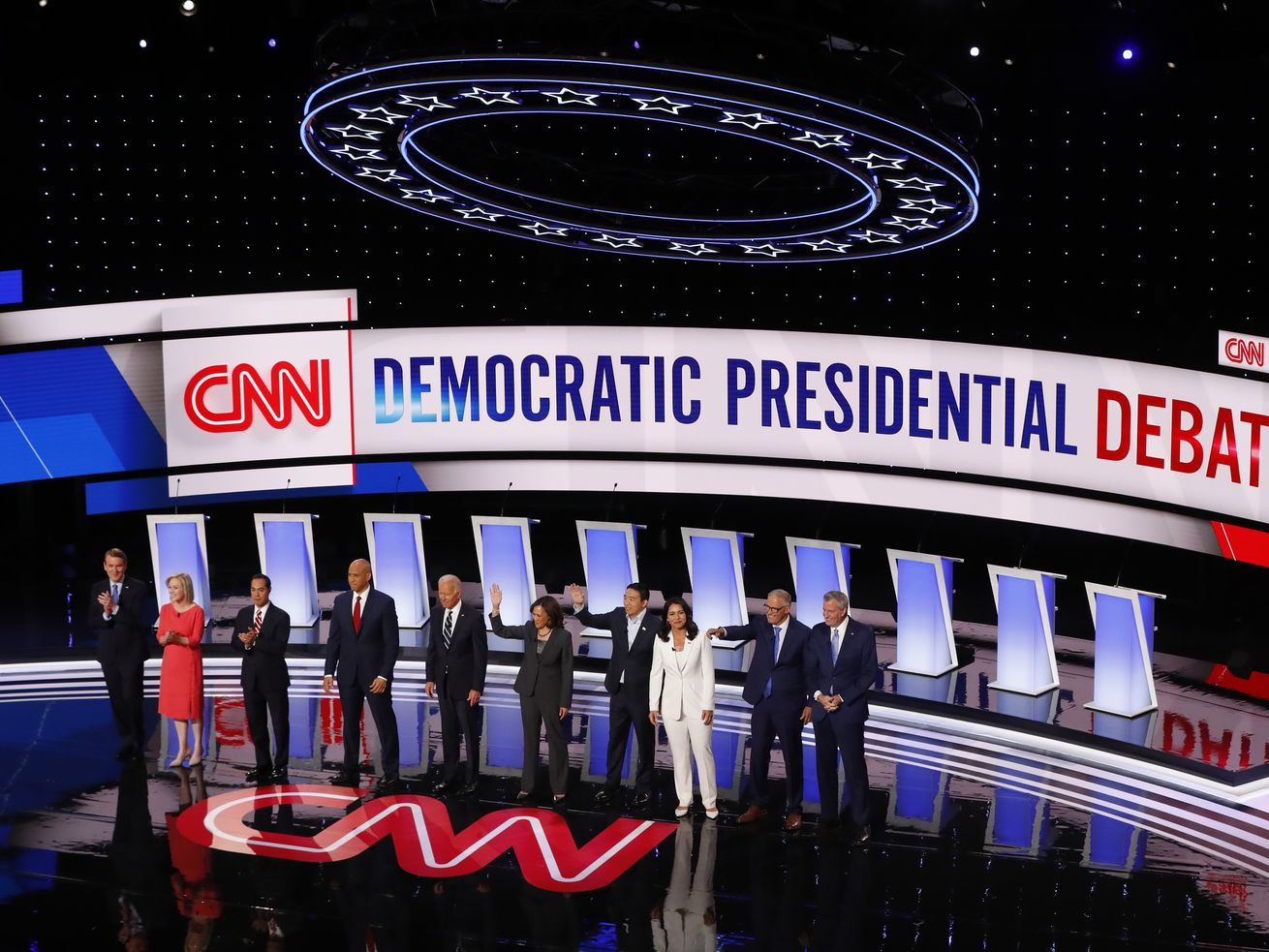 DNC set to change Democratic debate criteria again. Here's what we know
