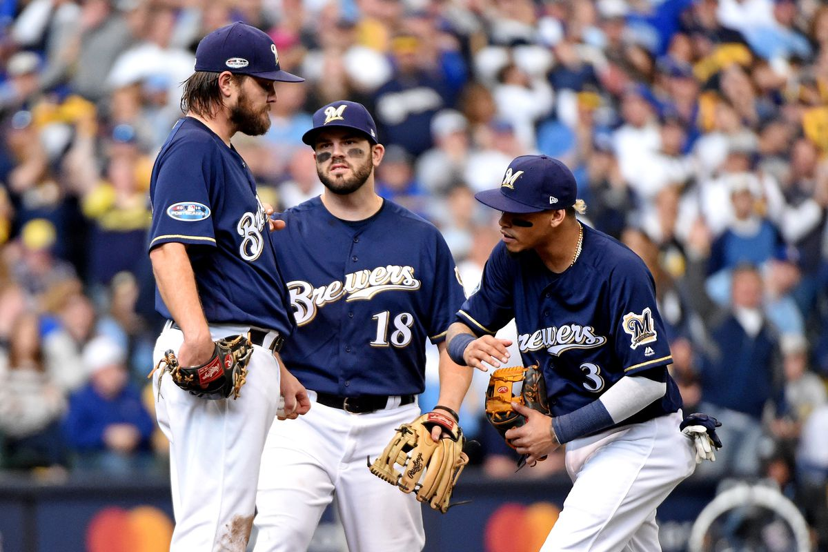 NLCS 2018: Brewers starting pitchers have been Milwaukee's