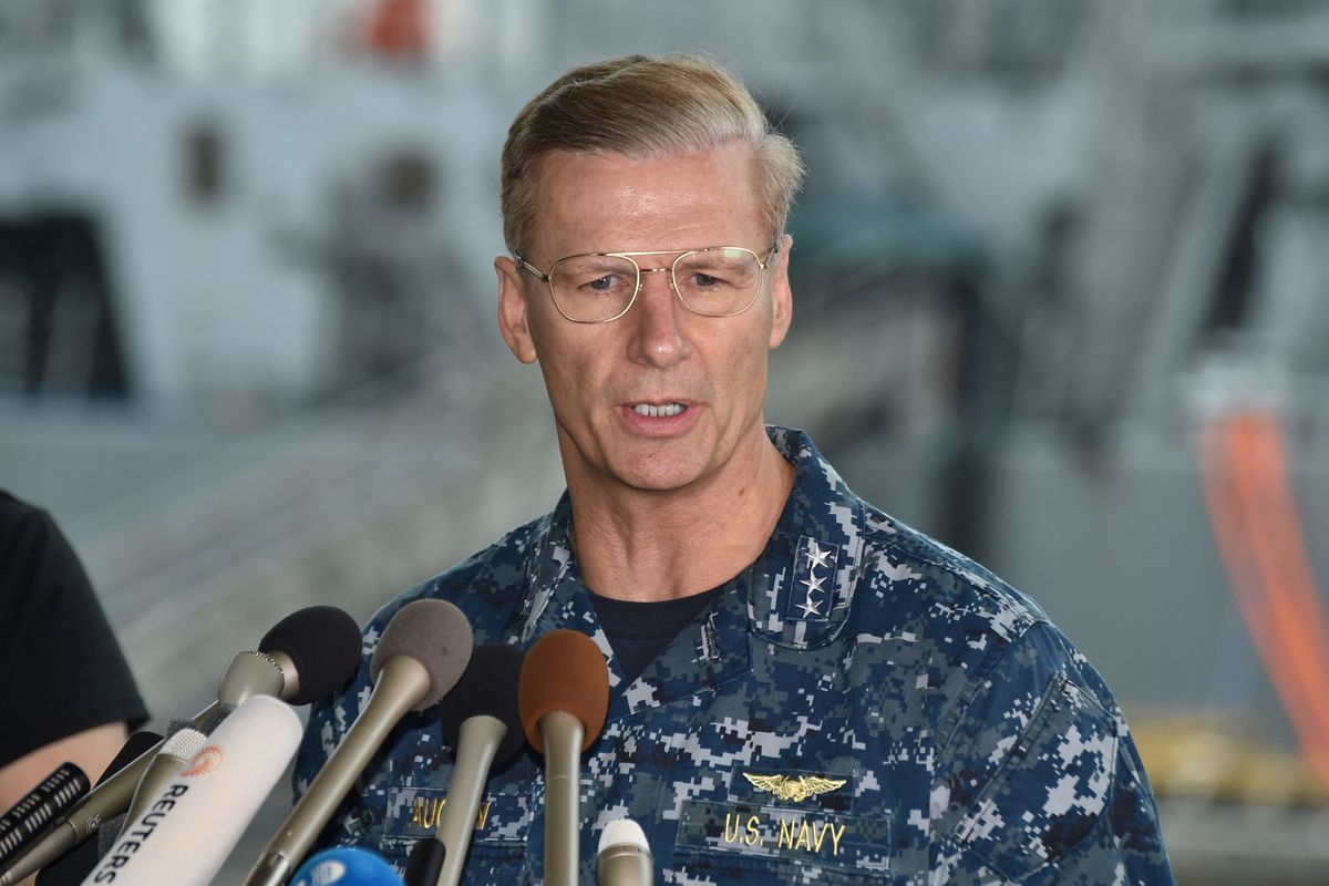 McClatchy: Cyber Hack Feared in USS John S. McCain Crash