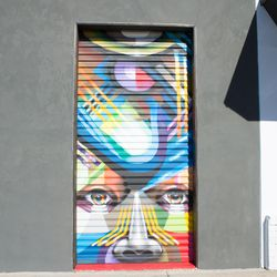 Mural by Isais Crow